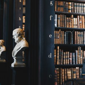 law books library